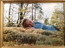 Åsa i skogen