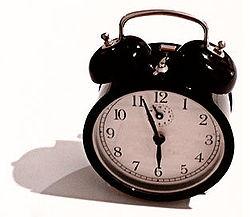 #klocka