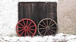 Hjulen står för dörren_OLÅ
