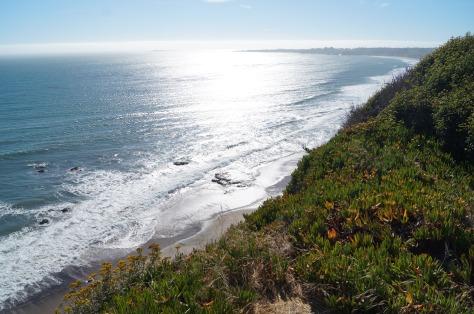 Stillahavskusten i Kalifornien
