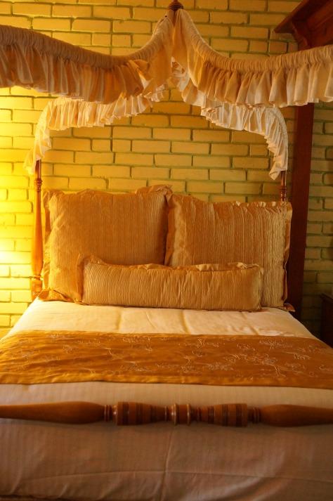 Exempel på inrett rum på Madonna Inn