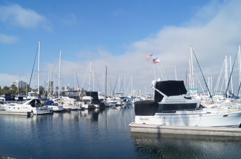 Marina, Long Beach