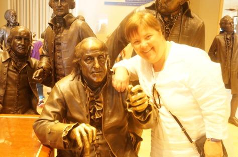 Franklin och jag