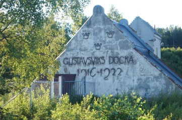 Gustavsviks docka