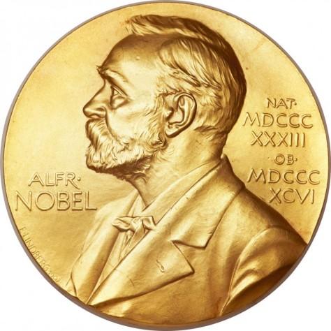 Nobelpris_medalj