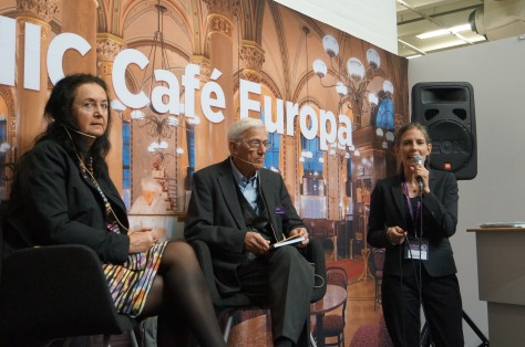 #asaole, #Bokmässan, #Irena Brezna och Theodor Kallifatides