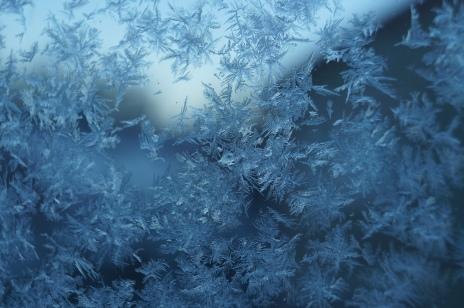 #iskristaller på fönster, #asaole
