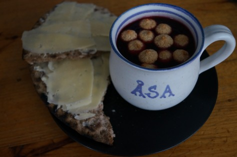 #blueberry soup, #vasaloppsfrukost_ola